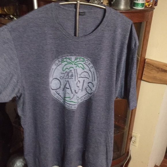 39457f83 Tultex Shirts   Garth Brooks The Oasis Tee Shirt   Poshmark